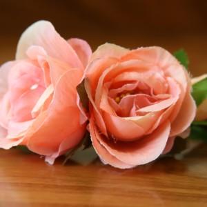 Повязка для волос с розами