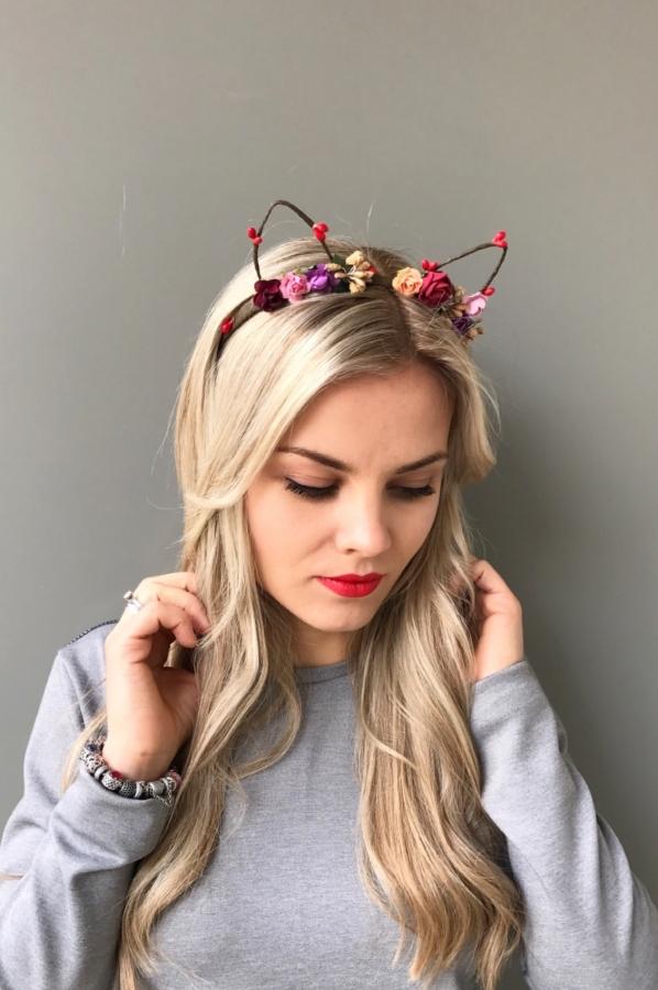 Повязки для волос как сделать