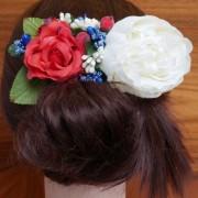 гребень для волос свадебный