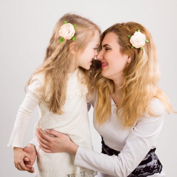 Аксессуары для мамы и дочки
