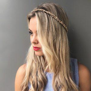 Венок для волос минимализм